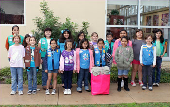 Girl Scout Troop 512