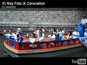 El Rey Fido Coronation Video
